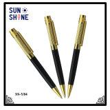 Crayon lecteur de bille promotionnel personnalisé par crayon lecteur rapide en métal de pétrole de Wrting