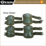 Tan Color Outdoor Tactical Military Outdoor Sport Knee & Elbow Pads
