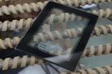 3-6mm geou o vidro decorativo da impressão da tela de seda
