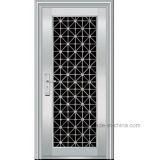 SUS304 (ES-7016)の艶出しのトリムが付いている機密保護のステンレス鋼のドア