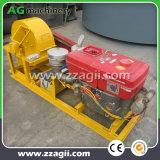Zubehör-motorangetriebene hölzerne Protokoll-Zerkleinerungsmaschine-Dieselmaschine der Fabrik-1000kg/H