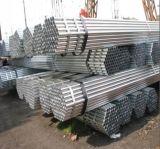Precio galvanizado Od galvanizado del tubo/del tubo del andamio Tube/48.3mm