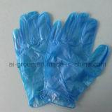 Limpar Pó ou luvas de vinil sem pó para uso geral