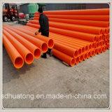 Manicotto di plastica di protezione del tubo di potere di PMP (produzione massimale possibile) con il prezzo competitivo