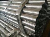 Tubo d'acciaio Pre-Galvanizzato del tubo per la fabbrica di Tianjin di fabbricazione del cinese della costruzione