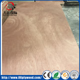 Linyi 12mm BB/CC Bintangor/madeira compensada folheado do pinho/vidoeiro/Basswood/madeira de Okoume para o uso da embalagem