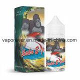 Zigarre Eliquid, Ejuice, E-Zigarette Saft, konkurrierende E Zigaretten-Flüssigkeiten des Vaping Saft-der verschiedenen Würzen mit Soem-Service