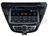Coche DVD GPS del androide 5.1 de Witson para Hyundai Elantra 2014 con el soporte del Internet DVR de la ROM WiFi 3G del chipset 1080P 16g (A5783)