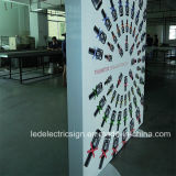 8000 модельная широкомасштабная напольная коробка рекламировать СИД водоустойчивая