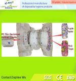 A fábrica profissional fêz fabricantes do tecido do bebê em China
