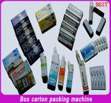 E-Flüssigkeiten 10ml runde Flaschen-Karton-Kasten-Verpackmaschine