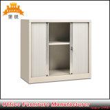 Armário de Porta de obturação do rolete plástico Armário para armazenamento de metal para escritórios