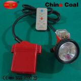 중국 석탄 Kj3.5lm 고성능 LED 광업 안전모 램프