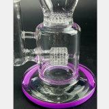 14.17 pouces de vitraux Filtre du tuyau de Pipe en verre recyclé