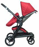 2017 konzipieren eben 3 in 1 Baby-Spaziergänger mit Carrycot und Auto-Sitz