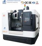 Herramienta de la fresadora de la perforación del CNC y máquina verticales del centro de mecanización para el proceso del metal Vmc1270