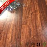 Preiswerter Preis des Blau-lamellenförmig angeordneter Bodenbelag-HDF 12mm 11mm