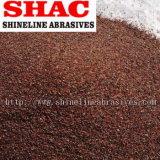모래 폭파 석류석 연마재 (곡물과 분말)