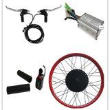 Kit Motor eléctrico grasa rueda de la bici Kit de conversión de 48V 1000W bicicleta eléctrica