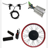 Motor eléctrico de rueda Kit de conversión de FAT Bike de 48V 1000W Kit Bicicleta eléctrica