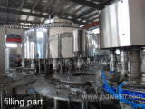 Автоматическое 3-10L Bottle Water Washing Filling Capping Machine