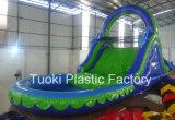 Раздувные скольжения воды с плавательным бассеином для малышей Tyos (RC-018)