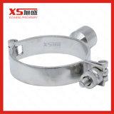 Sustentação de tubulação do encaixe de tubulação sanitária do aço inoxidável