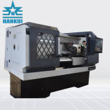 Standard New Flat Bed CNC Lathe with Spindle Motor Power 7.5 kw