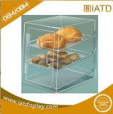 Sauter vers le haut le présentoir en plastique de contre- mémoire au détail acrylique de Tableau