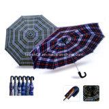 Настроенные автоматические откройте вручную закройте 2 зонтик Foldale