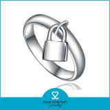 Encantador 925 Anel do dedo de moda de prata (R-0597)