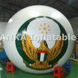 Раздувная сфера воздушного шара PVC гелия птицы с подгонянным логосом