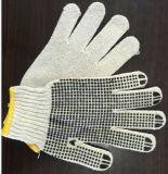 Перчатка безопасности с PVC