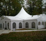Большой напольный шатер случая партии торговой выставки PVC
