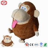 Les enfants joli ventre Stuffers Monkey Adorable un jouet en peluche