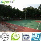 Construção e instalação de quadros de basquete plásticos