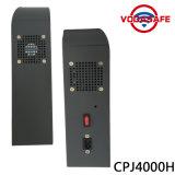 Alta calidad dentro de la antena 2g 3G 4G aislador de señal, escritorio de telefonía móvil Jammer de señal móvil, bloqueador de radio 2-50 M ajustable