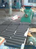 Haute efficacité de briquettes de charbon de bois de Bambou Appuyez sur la machine