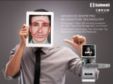 얼굴 승인 전자 자물쇠