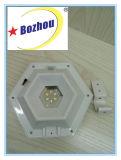 Lanterna de acampamento psta portátil recarregável do diodo emissor de luz da energia