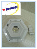 Lanterna di campeggio autoalimentata portatile ricaricabile di energia LED