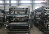 Stampatrice flessografica multicolore di colore caldo di vendita quattro