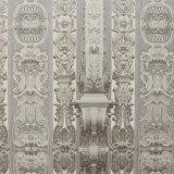 2016 обоев декора нутряной стены материальных классицистических