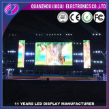 Pantalla de visualización de publicidad de LED ultra delgado de 4.81mm a todo color