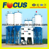 Высокий завод урожайности Hzs180 конкретный дозируя с смесителями Sicoma