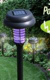 Lâmpada solar recarregável psta solar do assassino do mosquito do controle de praga