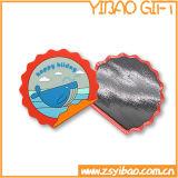 Aimant de réfrigérateur de PVC de qualité de sortie d'usine pour les postes de Promotonal (YB-d-004)