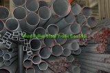 高品質202のステンレス製の補強鋼管