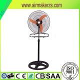 16 Zoll - hohe Qualitätsmetallschaufel-industrieller Standplatz-Ventilator 110V
