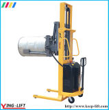 O empilhador Semi-Elétrico do cilindro para de aço & o plástico rufa Yl350